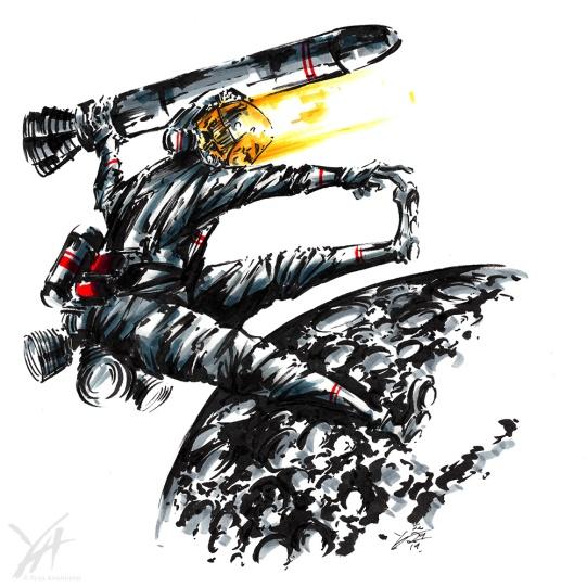 Javlin Rocket