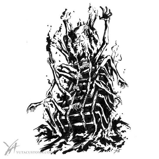 Cursed Grave