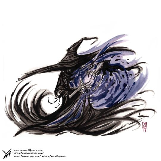 dark spell castor