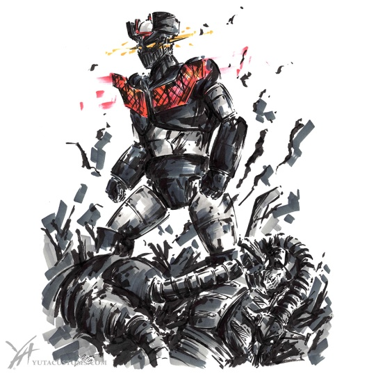 Mazinger-Color